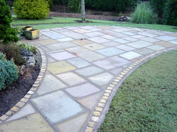 Indian Stone Flags And New Cobbles Setts