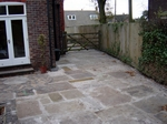 Reclaimed Stone With New Stone Setts