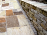 Indian Stone Flags And Walling Stone